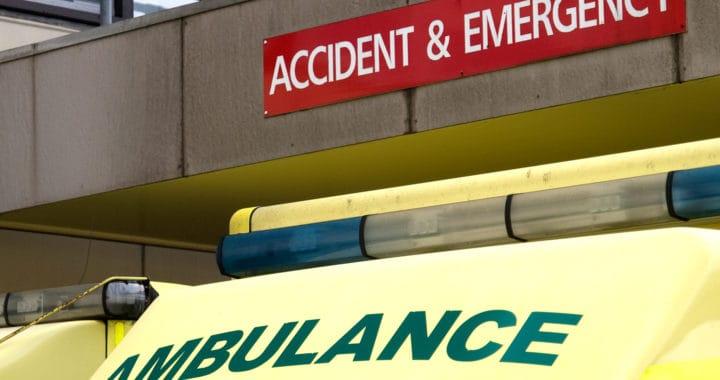 Car Driver Dies in Crash Against Ambulance on 118 Freeway [Moorpark, CA]
