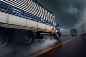 Passenger Killed in Box Truck Crash on 80 Freeway at Treasure Island Road [SAN FRANCISCO, CA]