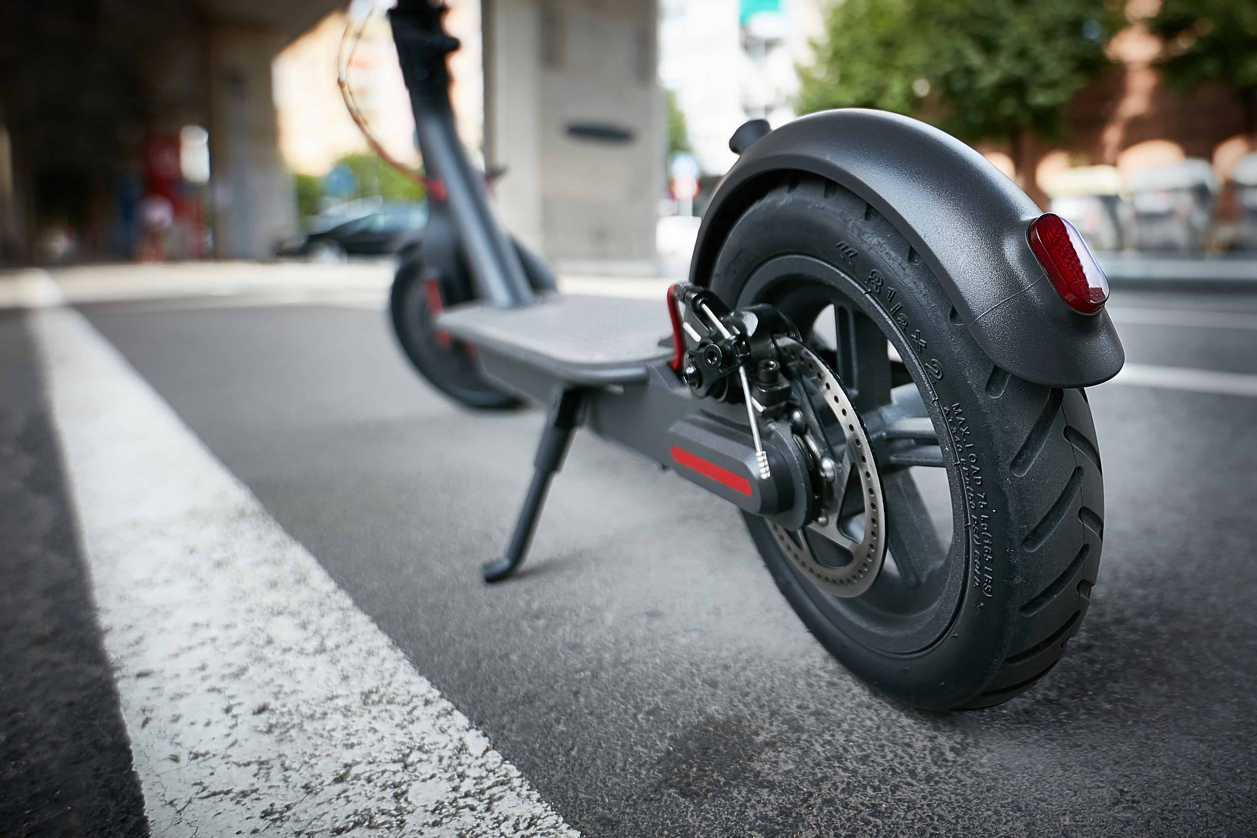 35-Year-Old Male Scooter Rider Dies in Pershing Drive Crash [Balboa Park, CA]