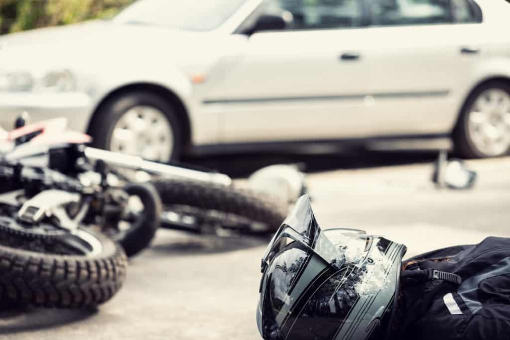 Two Injured in Motorcycle Crash on Cedar Avenue [Fresno, CA]