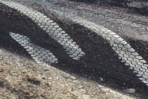 Two Vehicle Car Crash on 15 Freeway [Hesperia, CA] [Bow, WA]