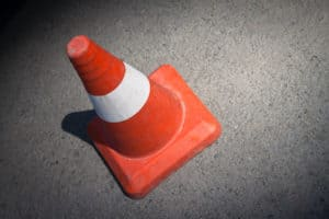 Driver Injured in Vehicle Crash on Church Street [Ridgecrest, CA]