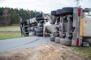 Highway 99 Semi-Truck Crash Causes Traffic Delays [Tulare County, CA]