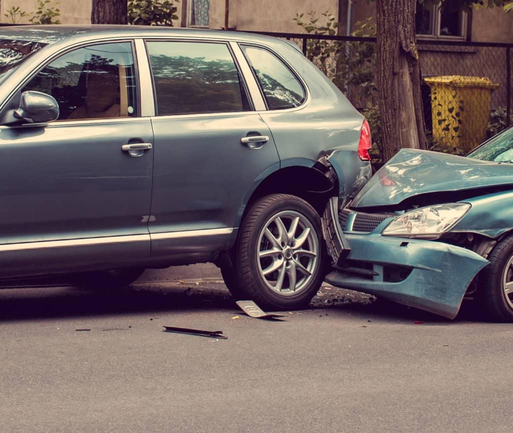 People Critically Injured in Jones Boulevard Vehicle Crash [Las Vegas, NV]