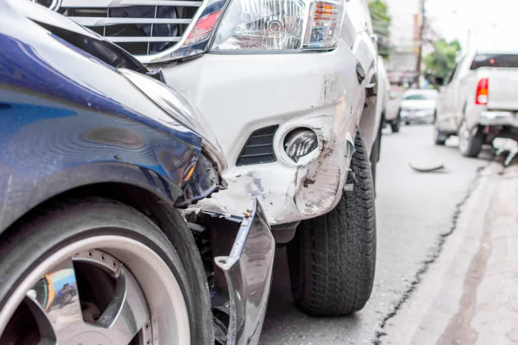 Deanna McCaffrey Lost Her Vehicle in Crash on Broadway Street [Eureka, CA]