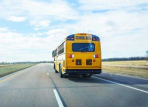 Driver Injured in School Bus Accident on 134th Street [Clark County, WA]
