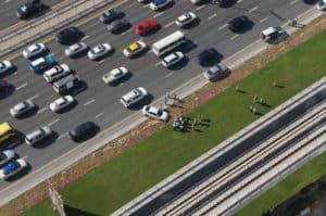 9 Vehicles Involved in Crash on Highway 60 [Hacienda Heights, CA]