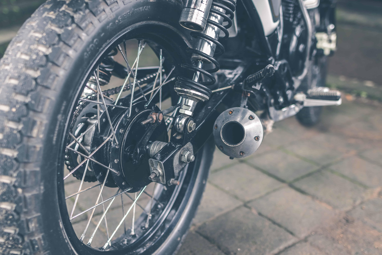 Motorcyclist Killed in Crash on Harmon Avenue [Las Vegas, NV]