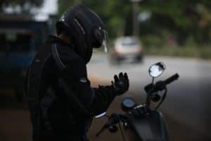 Motorcycle Rider Injured in Crash on 14 Freeway (Los Angeles, CA)