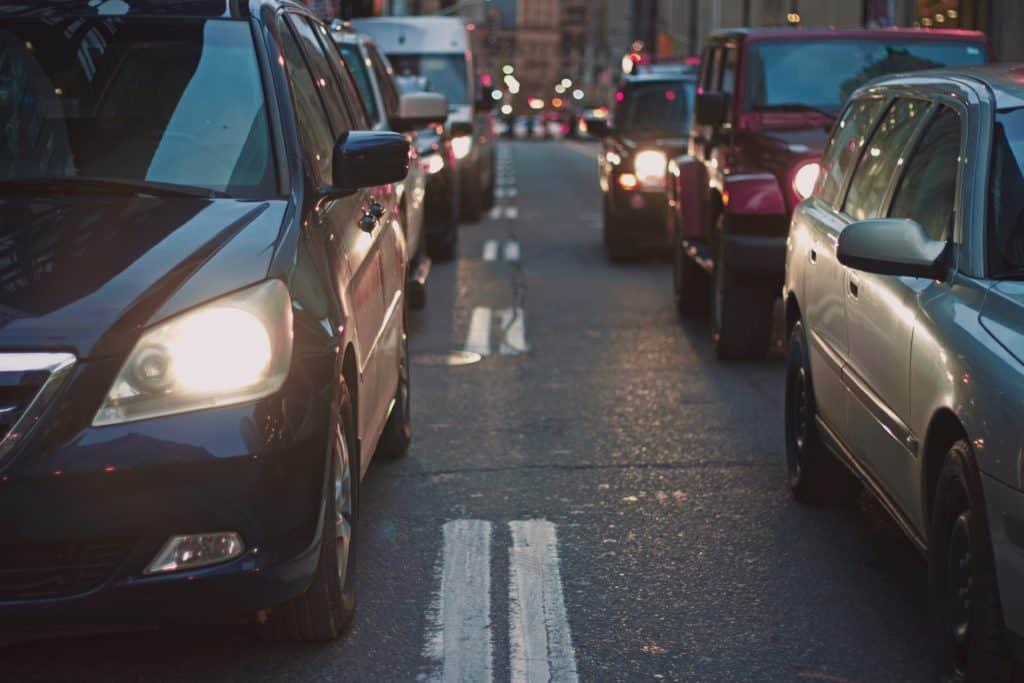 3 People Injured in 6-Car Pileup Crash on Highway 101 [Montecito, CA]