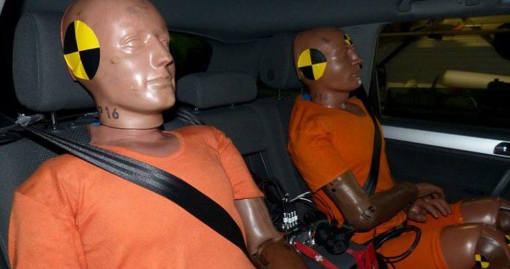 Back Seat Safety