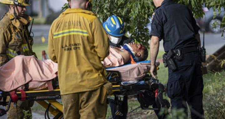 William Finn Injured in Hit-and-Run Crash on Eureka Way and California Street [Redding, CA]
