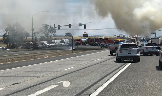 1 Person Dies in 4 Car Collision on State Route 7 in Spanaway [Lakewood, WA]