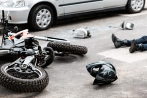 1 Person Injured in Motorcycle Crash on Foothill Boulevard and Citrus Avenue [Fontana, CA]