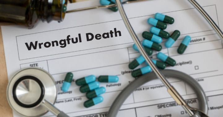 what is a wrongful death lawsuit