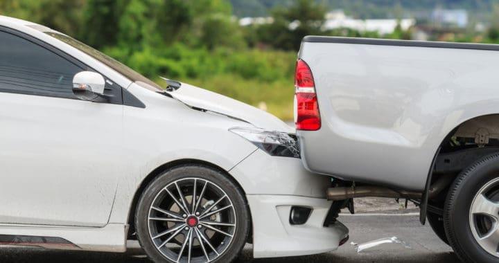 Four Injured in Interstate 5 Rear-End Crash [Lynnwood, WA]