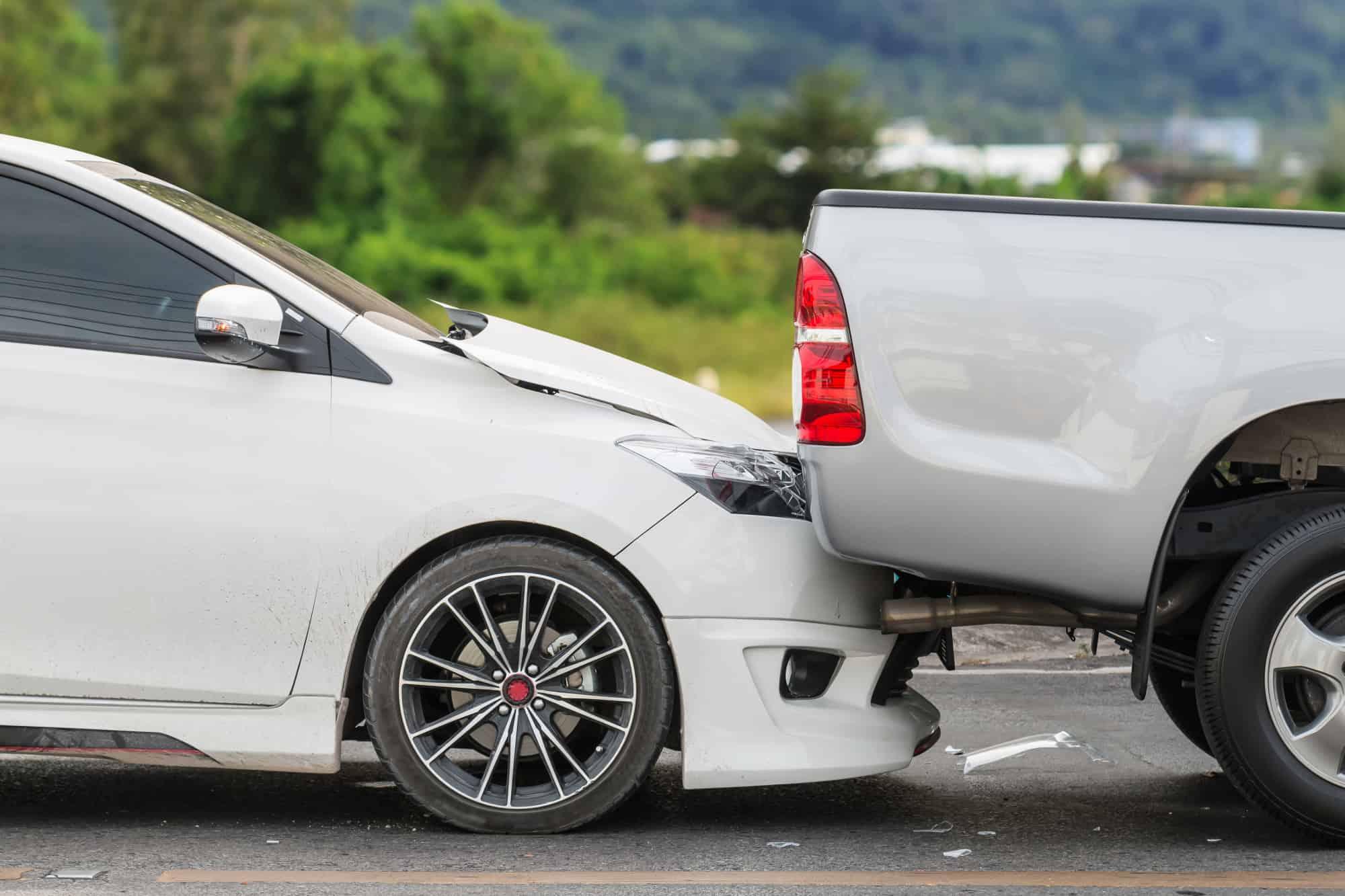Yakima Woman Injured in Interstate 182 Rear-End Crash [Richland, WA]