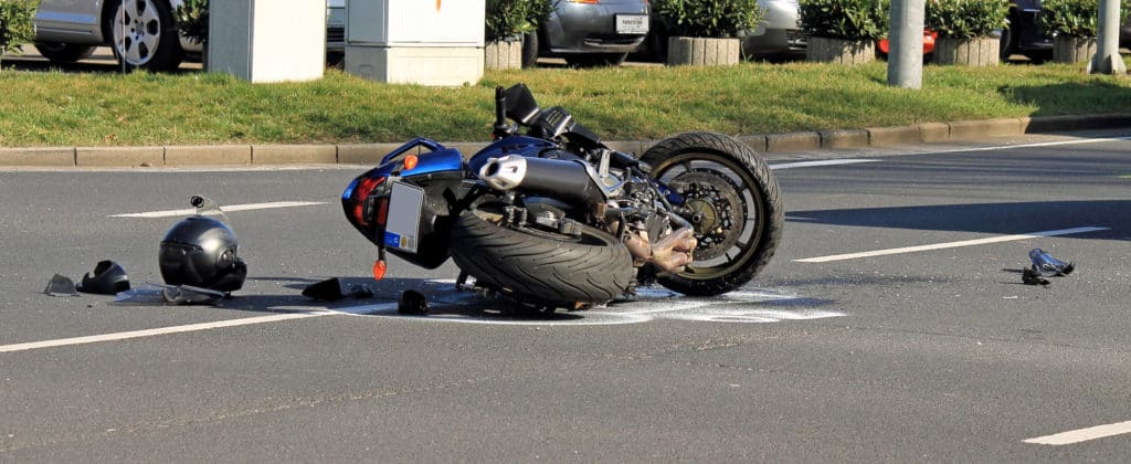 Highway 33 Crash Seriously Injures Motorcyclist [Derby Acres, CA]