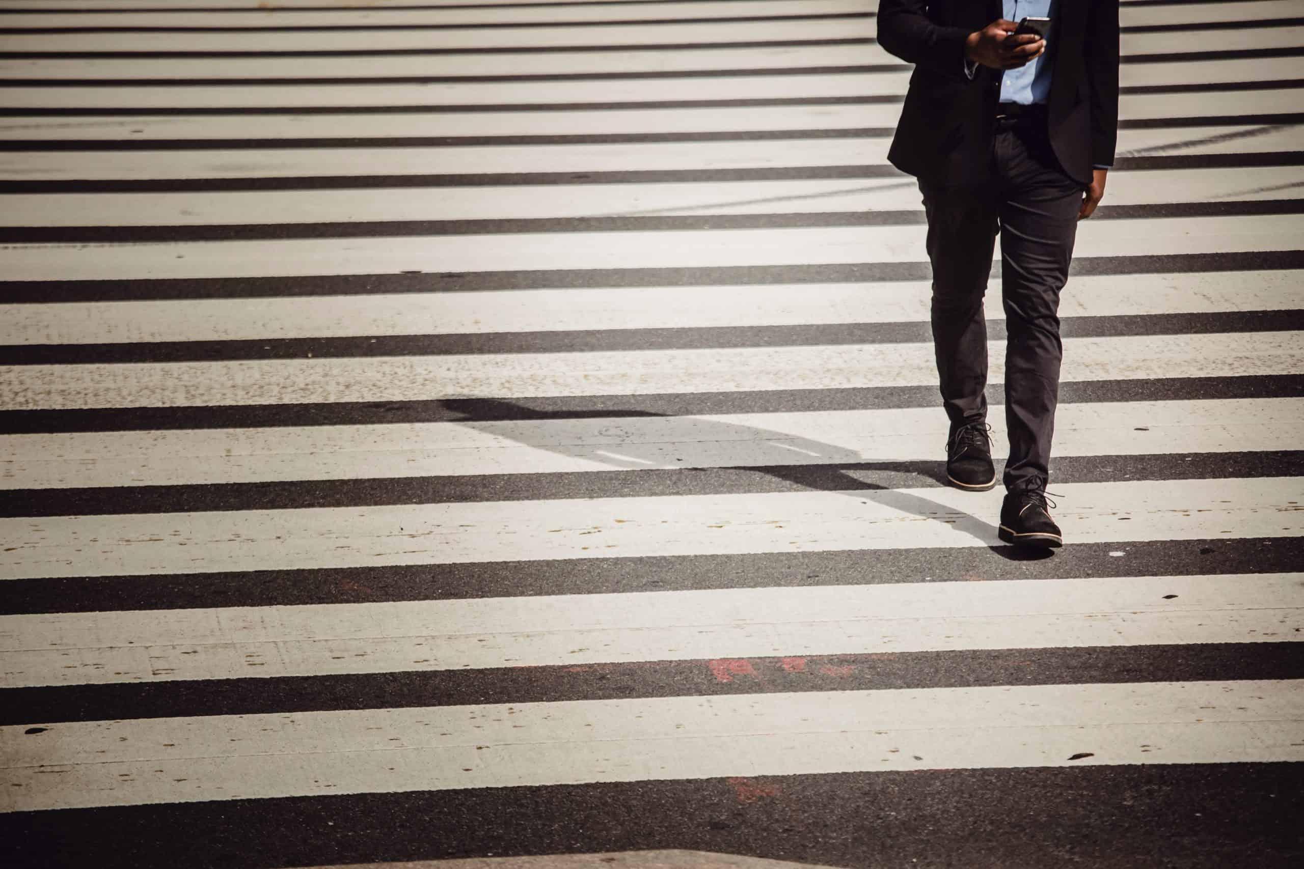 Man Killed in Pedestrian Crash on Interstate 5 and Interstate 8 [San Diego, CA]