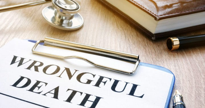 what is a wrongful death