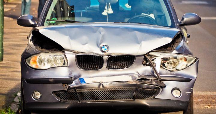 Person Injured in Baseline Avenue Vehicle Crash [Fontana, CA]
