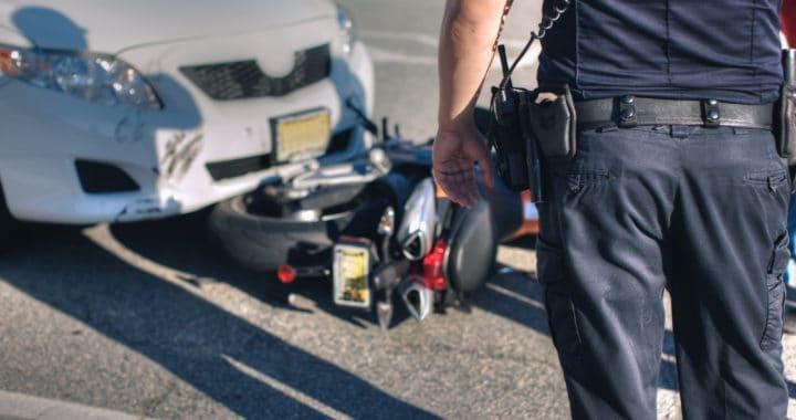 Motorcyclist Injured in the Loop 101 Agua Fria Freeway Crash [Phoenix, AZ]
