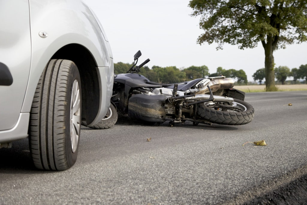 Motorcycle VS Vehicle Head-On Crash on Highway 49 and Blacks Creek Road [Coulterville, CA]