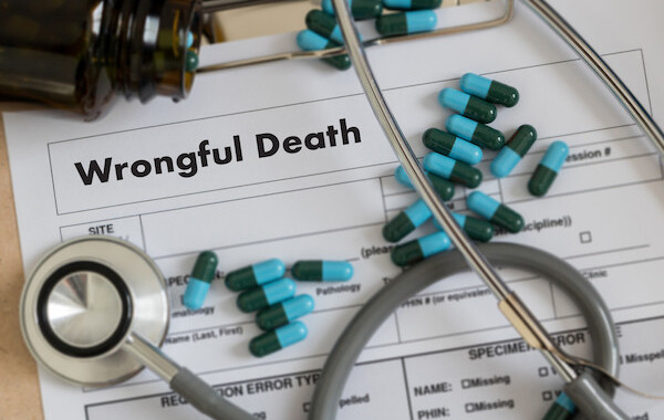 filing wrongful death claims